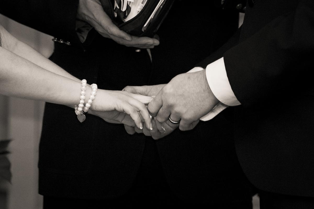 wedding bride groom vows rings 001